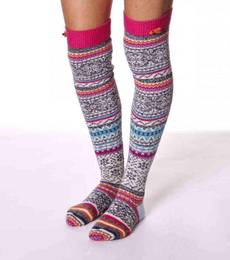 couch long sock from Odd Molly