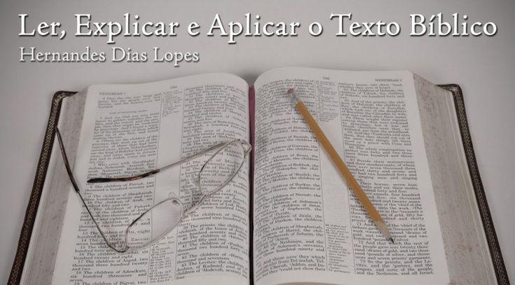 O Que é Pregação Expositiva e como Aplicar o texto bíblico expositivamente | Feed Gospel