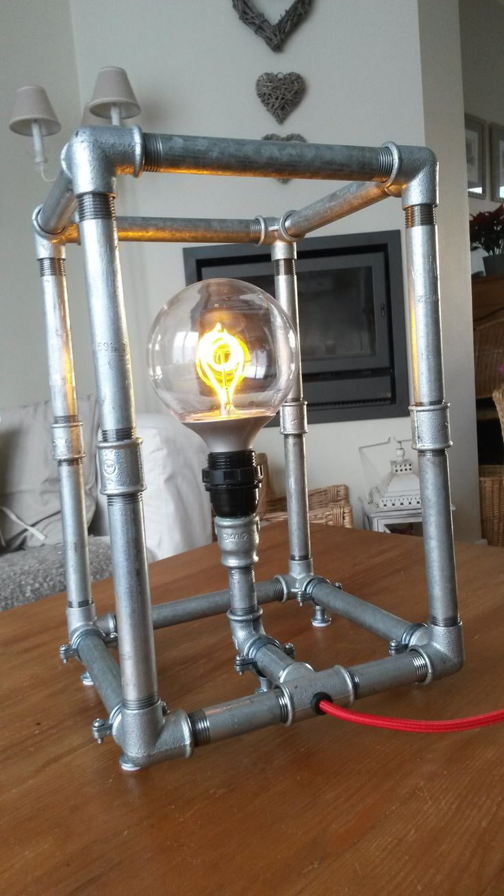Lovely Ma lampe My second realisation