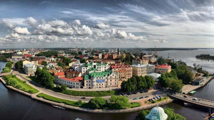 Vyborg, RU