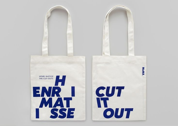 TheMoMAheld the last few months an exhibition aboutHenri Matisse. Their Department of Advertising and Graphic Design took care of designing an identity to support the exhibition space as well as different retail products. The designers behind