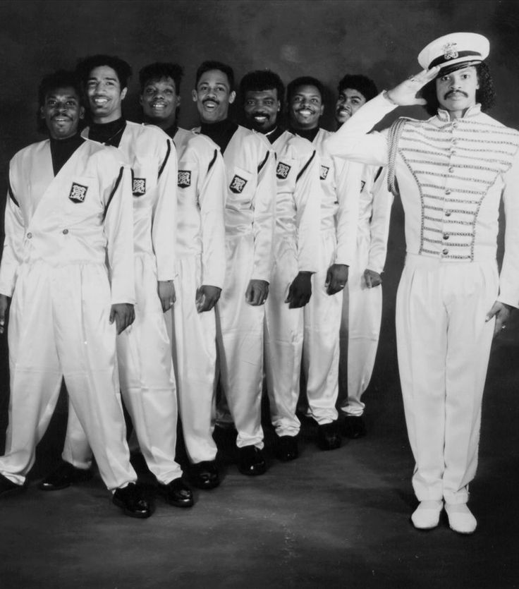 Zapp and Roger, aka Zapp, soul & funk band formed by brothers Roger Troutman (R.I.P), Larry Troutman (R.I.P.), Lester Troutman, Terry Troutman, Bobby Glover & Gregory Jackson. Known for hits I Want to Be Your Man, Computer Love, Heartbreaker, More Bounce to the Ounce, & Dance Floor, the group helped to inspire West Coast hip-hop and G-funk, which came out of the hand clapped-drum beat styled funk of Zapp's records & Roger's use of the talk box.
