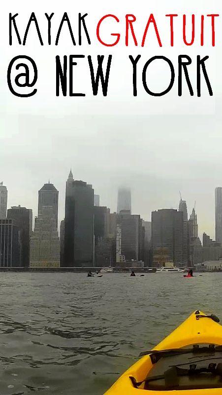 Un super bon plan pour profiter de la légendaire skyline de New York sous un angle totalement inédit!