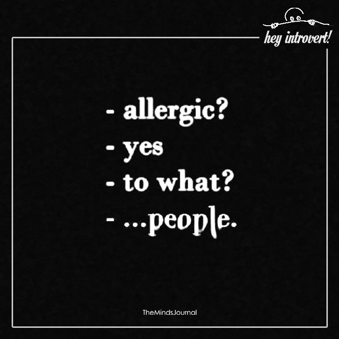 Allergic - https://themindsjournal.com/allergic/