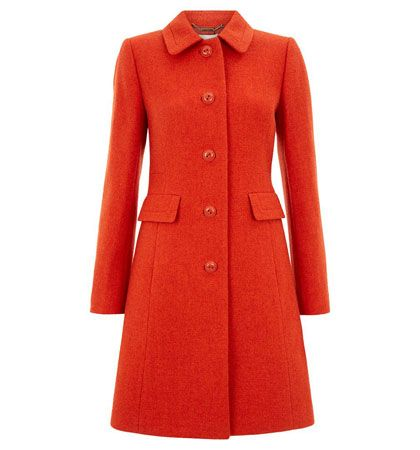 1960s-style Gweneth coat at Hobbs
