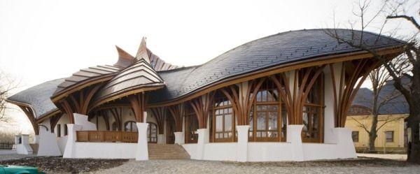 Венгерский архитектор Имре Маковец - vita_colorata