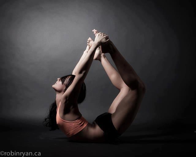 Yoga - The Bow