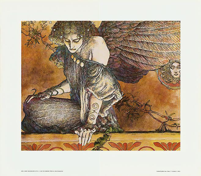 Sibyl by Barry Windsor Smith. 1981