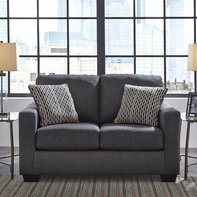 Trent Austin Design Blythdale Loveseat Sleeper Sofa