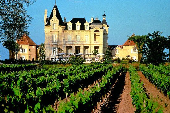 Château Grand Barrail - Saint-Emilion FRANCE