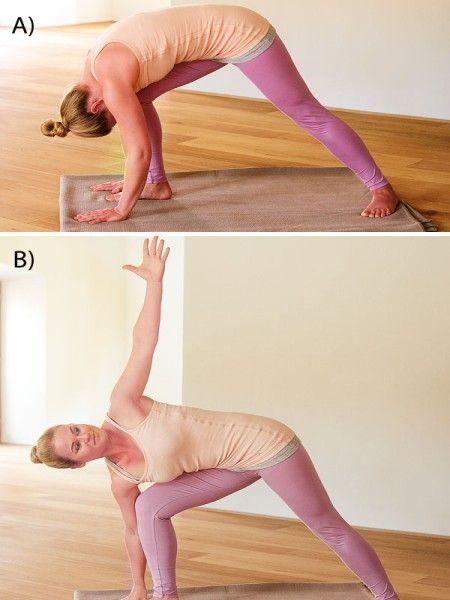 Es zieht und schmerzt im unteren, mittleren oder oberen Rücken? Diese 6 Übungen helfen wirklich gegen Rückenschmerzen und lösen Verspannungen auf natürliche Weise.