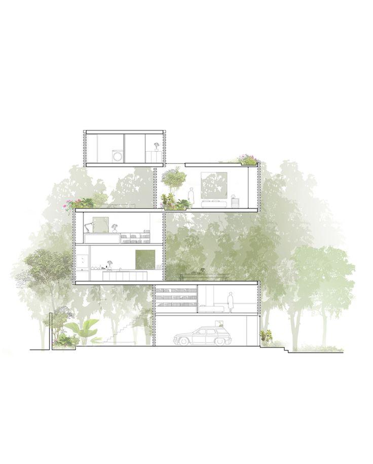 Galería de Casa Thong / NISHIZAWAARCHITECTS - 25