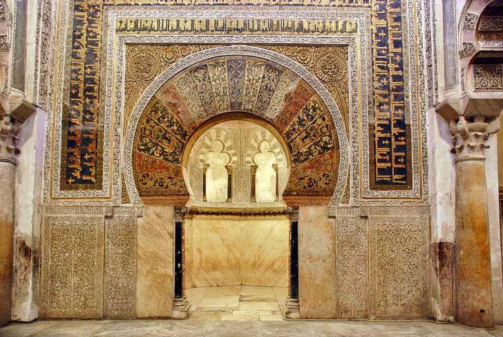 Es uno de los monumentos más importantes de la arquitectura islámica en España.