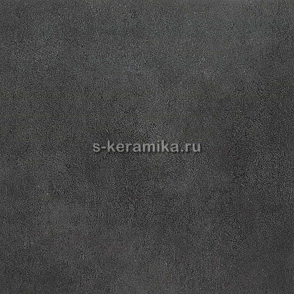 Керамогранит KERAMA MARAZZI Дайсен 600х600 черный обрезной SG603300R