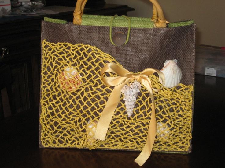 borsa conchiglia, by la fata artigiana, 18,00 € su misshobby.com