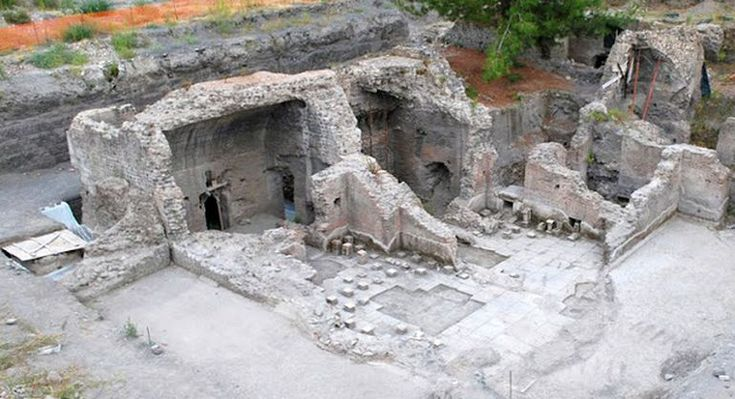 Tradition has it that the so-called 'Villa of Augustus', also known as the Dionysiac Villa in Somma Vesuviana, near Nola (an ancient Campanian town in Naples) was the place where Emperor Augustus breathed his last, circa 14 AD.