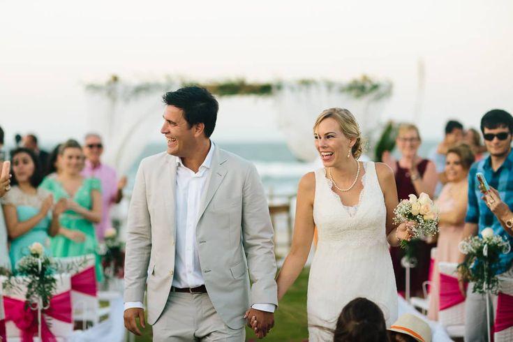Casamento no Hotel Vila Selvagem - Fortim-CE