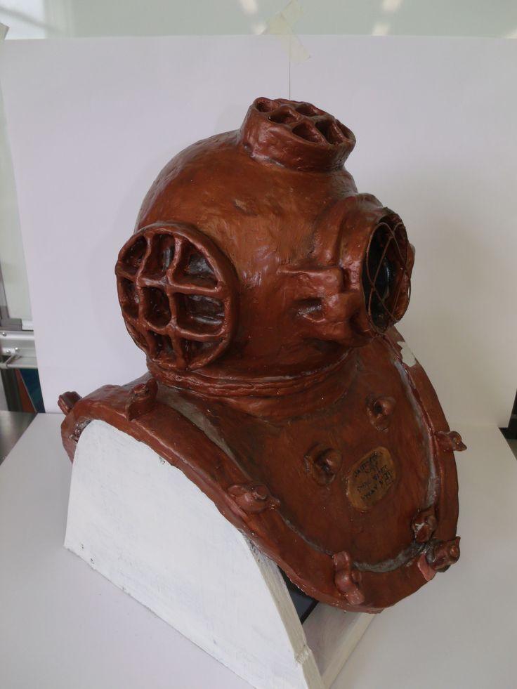 Diver's Helmet II