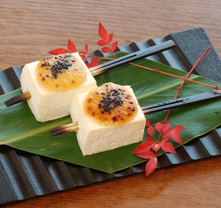 Tofu Dengaku Dengaku is occasions that to sing and dance dedicated to ...