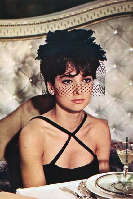 """Suzanne Pleshette. """"I'm suppose to be at Kate's funeral, but I'm dead already, so I guess I'll just wait here for her."""""""