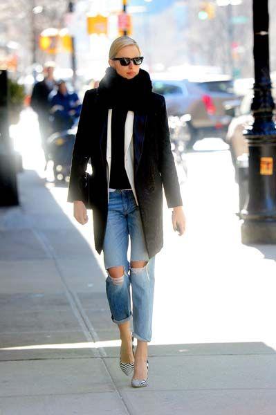 New York Fashion Week: The Best Street Style Looks Autumn Winter 2014 | Grazia Fashion