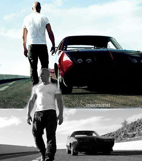 Toretto.💜 #DominicToretto #VinDiesel #VinstaGram #TheFateOfTheFurious #FastandFurious - @vinhotdiesel
