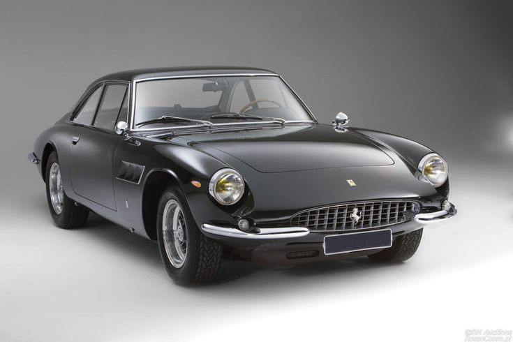 1964 Ferrari 500 Superfast Coupe