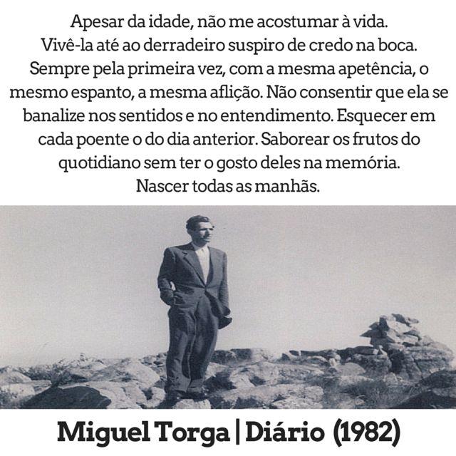 Miguel Torga   Citação