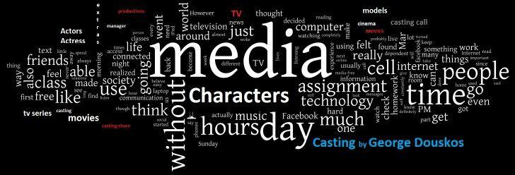 Media Characters logo