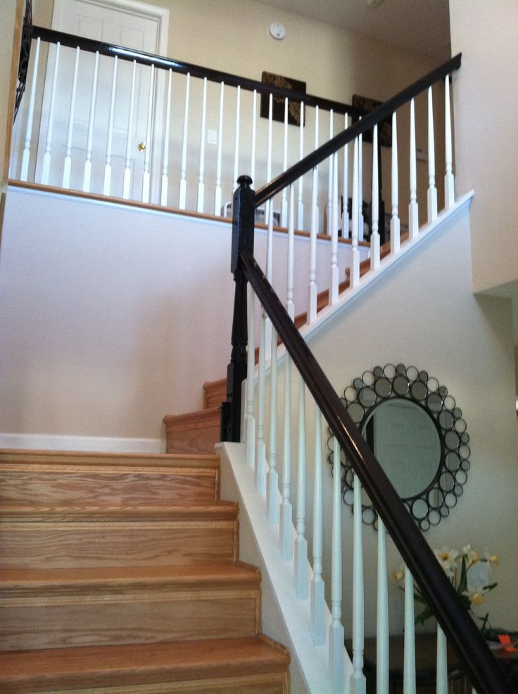 1000 Images About Diy Staircase Remodel On Pinterest