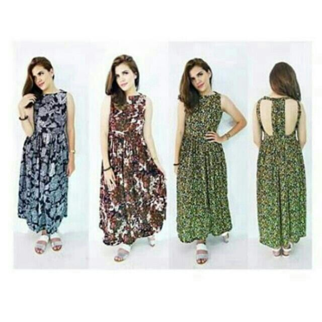 I'm selling Gaila Long Dress for ₱520. Get it on Shopee now!https://shopee.ph/theshopaholicscabinet/11425289 #ShopeePH