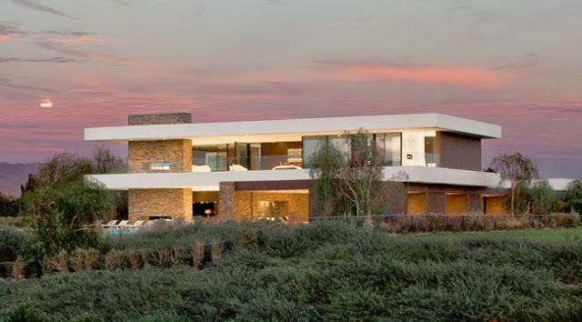 Proyecto: Madisonhouse Tipo: Vivienda unifamiliar / casa moderna Estilo: Arquitectura contemporánea Arquitectura:XTEN Architecture