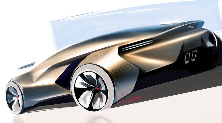Pin by Manuel Bollmann on Sketches | Car design sketch, Truck design, Car drawings