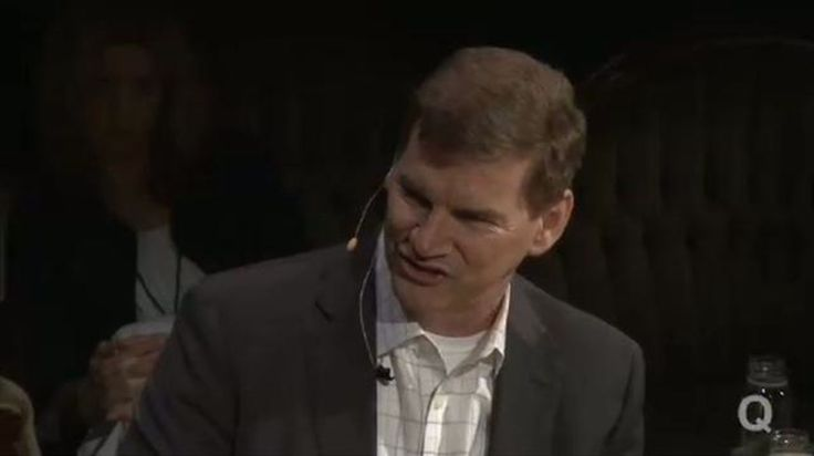 Ted Haggard interview