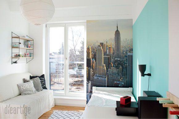 babyzimmer fototapete jungen raum und m beldesign inspiration. Black Bedroom Furniture Sets. Home Design Ideas