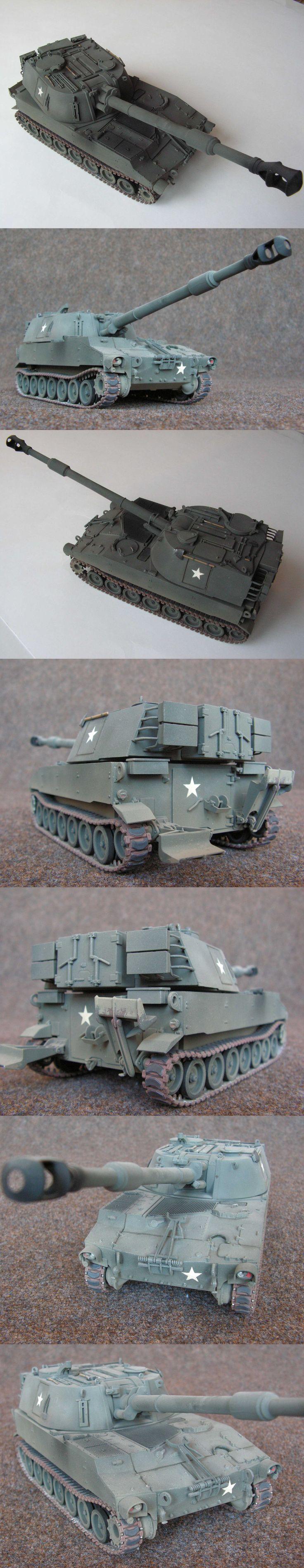 M109A1 US Army Italeri