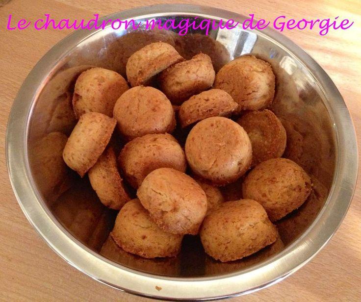 Biscuits pour chien au Thermomix - Le chaudron magique