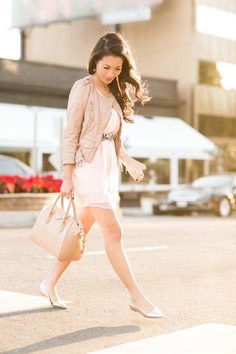 Weekend :: Rose dress