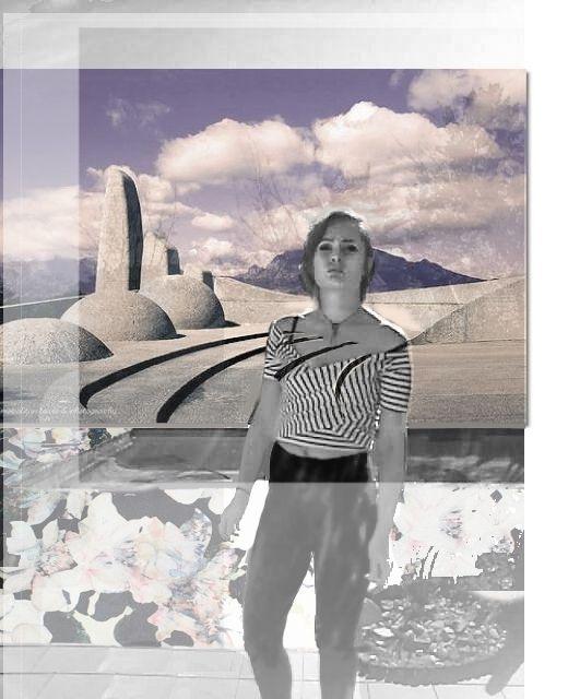 Digital Collage xOMx