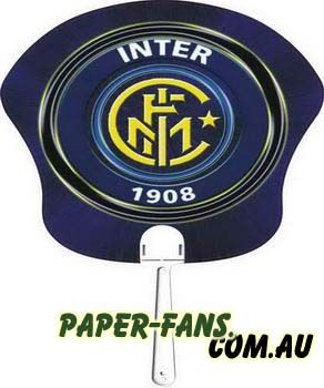 Plastic hand fan   This plastic hand fan is popular as promotion fan, wedding fan, campaign gifts, and big events free gives away.  This fan is made of plastic and paper that could be double sides printing with customized logo  Size: 6X6inches (15x15cm)  No limit for plain fan order price is 1.40 AUD per piece including the transportation by DHL. Minimum order quantity for customized logo printing is 5000pieces; price is 0.45AUD per piece including the transportation by DHL