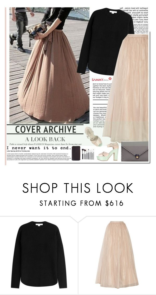 """""""Sammy dress 7"""" by sinsnottragedies ❤ liked on Polyvore featuring Alexander Wang, Alice + Olivia and Formentini"""
