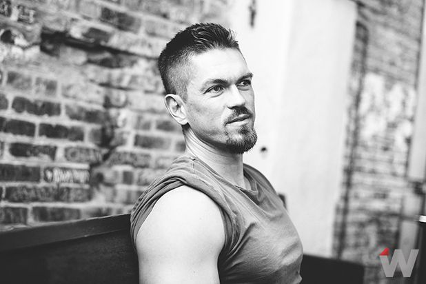 Shameless' Star Steve Howey