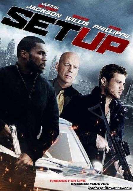 """Δωρεαν Ταινιες - Setup (2011)  Ντιτρόιτ. Τρεις φίλοι, ο Sonny (50 Cent), o Dave (Brett Granstaff) και ο Vincent (Ryan Phillippe) σχεδιάζουν µε µεγάλη λεπτοµέρεια µια ληστεία. Συνδεσμος Προβολης : http://www.tinylinks.co/BviY2 Στη σελίδα που σας ανοίγει πατάτε το """"SKIP AD"""" πάνω και δεξιά"""