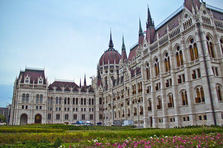 Budapeşte Parlamento Binası | yoldaolmak.com