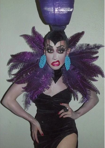 how to start being a drag queen