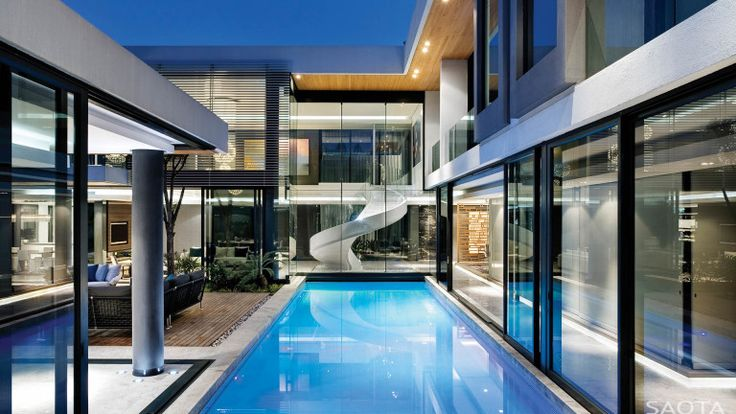 Location Houghton Johannesburg South Africa Year 2012 Architects SAOTA Stefan
