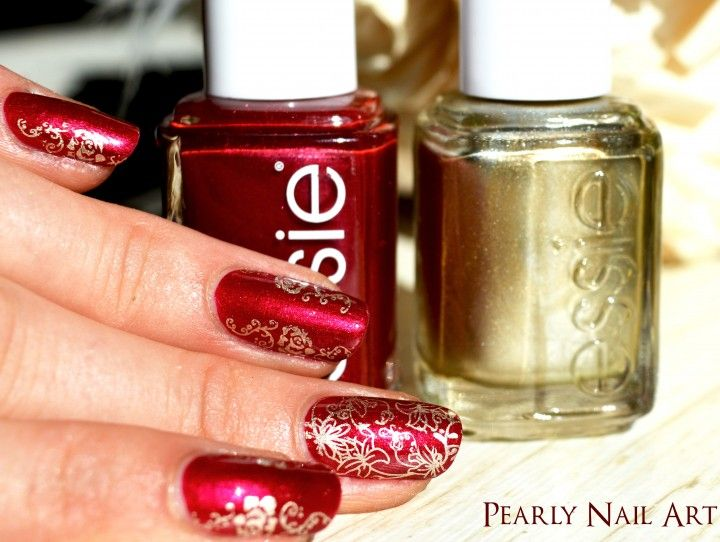 Un stamping glamour ultra facile