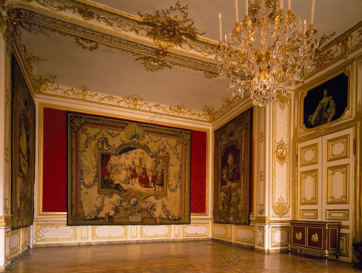 216 best versailles louis xv images on pinterest for Chambre louis xv