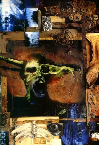 167 best Dave McKean - a volcano of creativity images on ...