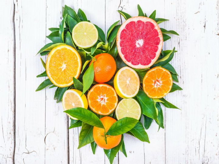 A Short Helpful Essential Oil Guide For citrus essential oil benefits Keto No Bake Cheesecake, Baked Cheesecake Recipe, Citrus Juice, Citrus Oil, Citrus Fruits, Essential Oil Blends, Essential Oils, Tortilla Bake, Tinkerbell